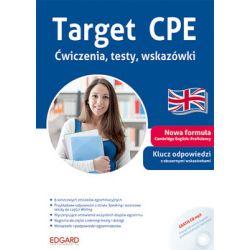 Target CPE. Ćwiczenia, testy, wskazówki + CD - Opracowanie zbiorowe Książki do nauki języka obcego
