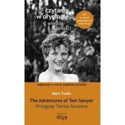 The Adventures of Tom Sawyer / Przygody Tomka Sawyera - Twain Mark Książki do nauki języka obcego