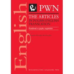 The Articles in Polish-English Translation - Douglas-Kozłowska Christian Książki do nauki języka obcego