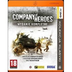 Company of Heroes - Wydanie kompletne (PC) - Relic Entertainment