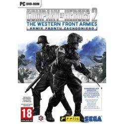 Company of Heroes 2: Armie frontu zachodniego (PC) - Sega