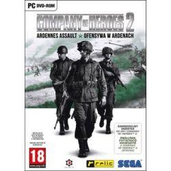 Company of Heroes 2: Ofensywa w Ardenach (PC) -