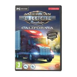 American Truck Simulator: California (PC) - SCS Software