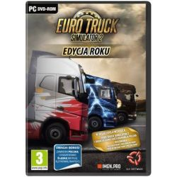 Euro Truck Simulator 2 - Edycja roku (PC) - SCS Software