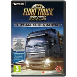 Euro Truck Simulator 2 - Edycja legendarna (PC) - SCS Software