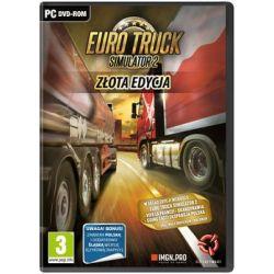 Euro Truck Simulator 2 - Złota edycja (PC) - SCS Software