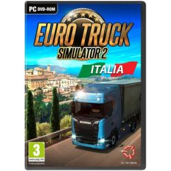 Euro Truck Simulator 2: Italia (PC) - SCS Software