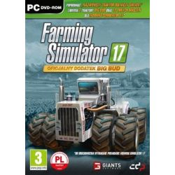 Farming Simulator 17 - Dodatek Big Bud (PC) -