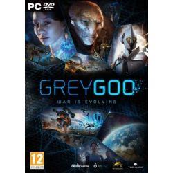 Grey Goo (PC) - Historyczne