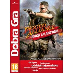 Jagged Alliance: Back in Action (PC) - Coreplay Pozostałe