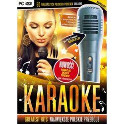 Karaoke Greatest Hits. Największe Polskie Przeboje (PC/DVD) - Avalon