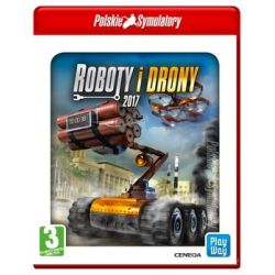 Roboty i drony 2017 (PC) - PlayWay