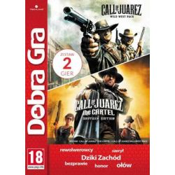 Pakiet: Call of Juarez: The Cartel + Call of Juarez: Wild West Pack (PC) -