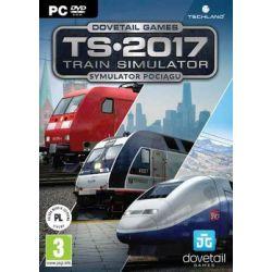 Symulator Pociągu 2017 (PC) - Dovetail Games/Rail Simulator