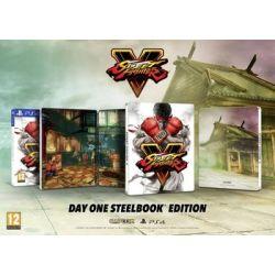 Street Fighter V - Steelbook Edition (PlayStation 4) - Capcom