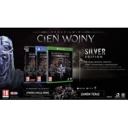 Middle-earth: Shadow of War (Śródziemie: Cień Wojny) - Silver Edition (PlayStation 4) - Monolith