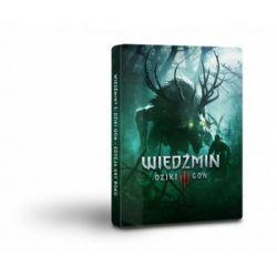 Wiedźmin 3: Dziki Gon - Edycja gry roku + steelbook (PlayStation 4) - CD Projekt Red