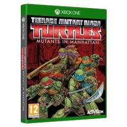 Teenage Mutant Ninja Turtles: Mutants in Manhattan (Xbox One) - PlatinumGames Historyczne