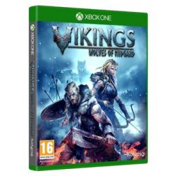 Vikings: Wolves of Midgard (Xbox One) - Games Farm Historyczne
