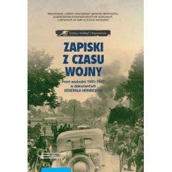 Wojna i pamięć. Zapiski z czasu wojny - Hurter Johannes Literatura piękna, popularna i faktu