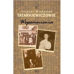 Wspomnienia - Tatarkiewicz Teresa Literatura piękna, popularna i faktu