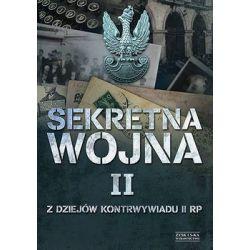 Sekretna wojna 2. Z dziejów kontrwywiadu II RP - Nawrocki Zbigniew