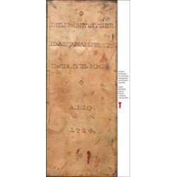Księgi Gdańskiego Bractwa Bułkarzy i Ciastkarzy z Lat 1724–1768 - Opracowanie zbiorowe