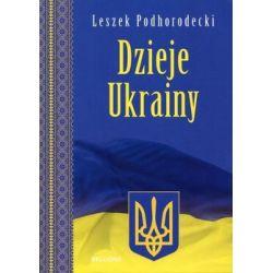 Dzieje Ukrainy - Podhorodecki Leszek