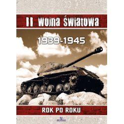 II Wojna Światowa. 1939-1945. Rok po roku - Cholderski Krzysztof