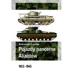 Pojazdy pancerne Aliantów - Ludeke Alexander