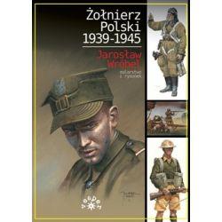 Żołnierz polski 1939-1945 - Kędzierski Sławomir Książki naukowe i popularnonaukowe