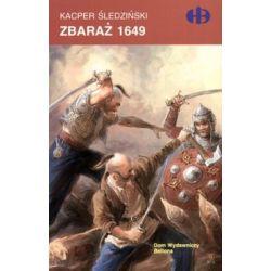 Zbaraż 1649 - Śledziński Kacper Książki naukowe i popularnonaukowe