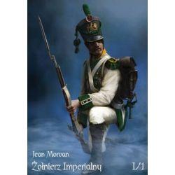Żołnierz Imperialny. Tom 1 - Morvan Jean Książki naukowe i popularnonaukowe