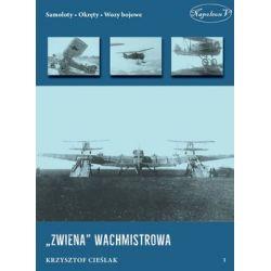 Zwiena Wachmistrowa - Cieślak Krzysztof Historia, archeologia