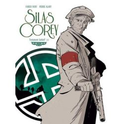 Silas Corey. Tom 4. Testament Zarkoff 2/2 - Nury Fabien Country