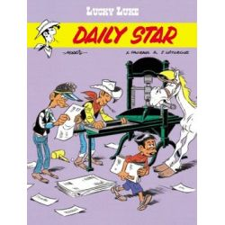 Lucky Luke. Daily Star - Fauche Xavier