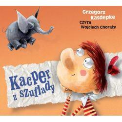 Kacper z szuflady - Kasdepke Grzegorz