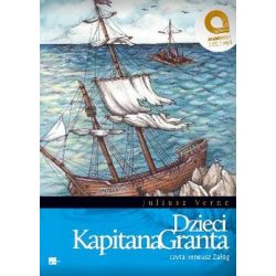 Dzieci Kapitana Granta - Verne Juliusz