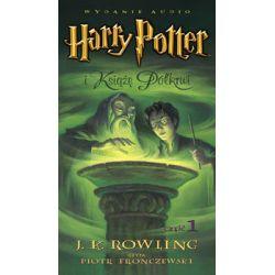 Harry Potter. Tom 6. Harry Potter i Książę Półkrwi - Rowling J.K.