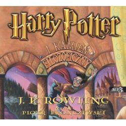 Harry Potter. Tom 1. Harry Potter i Kamień Filozoficzny - Rowling J.K.
