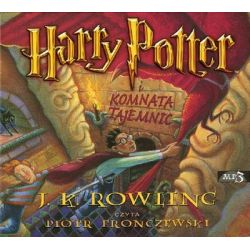 Harry Potter. Tom 2. Harry Potter i Komnata Tajemnic - Rowling J.K.
