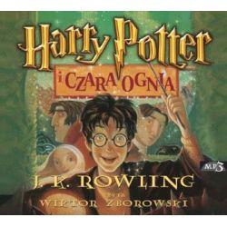Harry Potter. Tom 4. Harry Potter i Czara Ognia - Rowling J.K.
