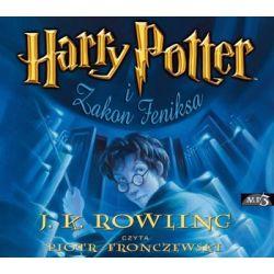 Harry Potter. Tom 5. Harry Potter i Zakon Feniksa - Rowling J.K.