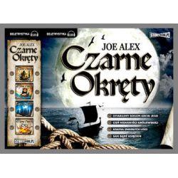 Pakiet: Czarne Okręty - Alex Joe