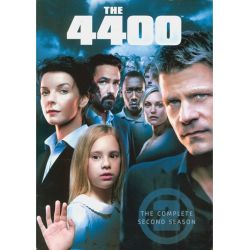 4400, The: The Complete Second Season (DVD 2005)