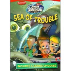 Adventures Of Jimmy Neutron, The: Boy Genius - Sea Of Trouble (DVD 2000)