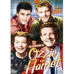Adventures Of Ozzie & Harriet, The: Volume 1 (DVD 1952) Pozostałe