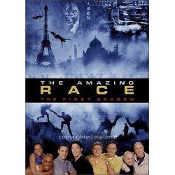 Amazing Race, The: The First Season (DVD 2001) Historyczne