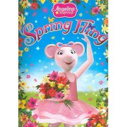 Angelina Ballerina: Spring Fling (DVD)