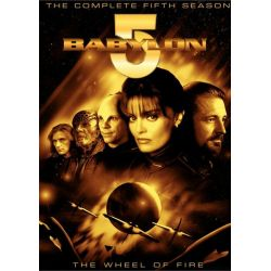 Babylon 5: The Complete Fifth Season (Re-Packaged) (DVD 1997)